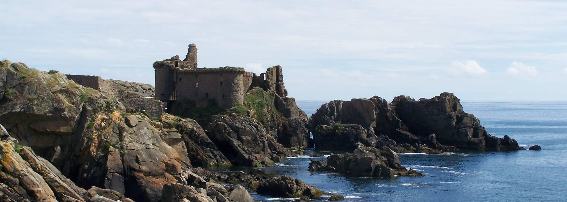 Die Alte Festung, Ile d'Yeu © F. Guerineau / OT île d'Yeu