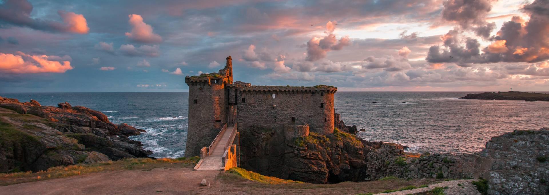 Die Alte Festung © R. Laurent / OT île d'Yeu