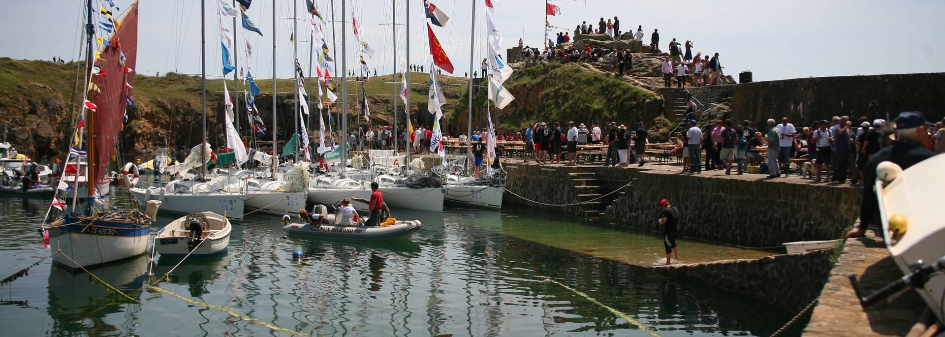 """""""Herausforderung der Fischerhäfen"""", Port de la Meule, Ile d'Yeu"""