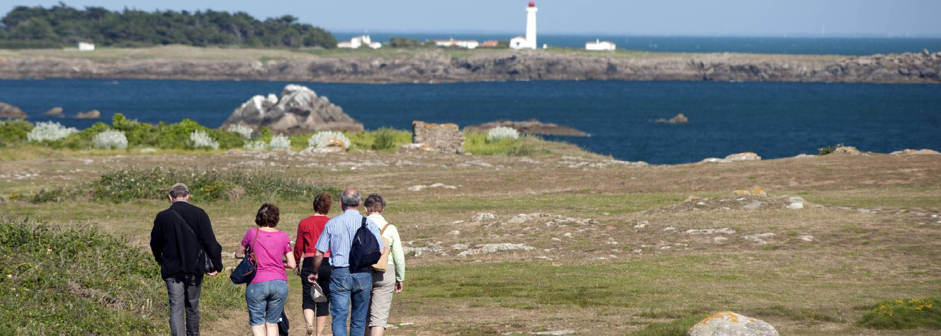 Fußwanderung - Pointe des Corbeaux, Ile d'Yeu