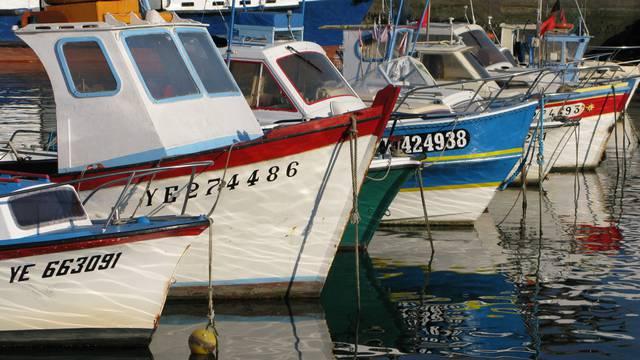 Fischerhafen auf der Ile d'Yeu
