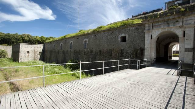 Die Zitadelle, Ile d'Yeu