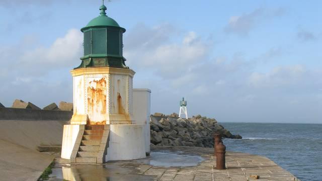 Die Leuchttürme der Ile d'Yeu