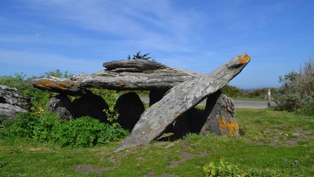 Die prähistorischen Stätten der Ile d'Yeu