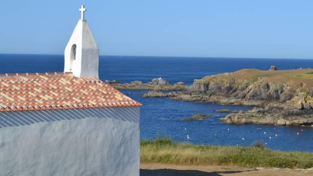 Die Kapelle von La Meule, Ile d'Yeu ©F. Guerineau OT ile d'Yeu