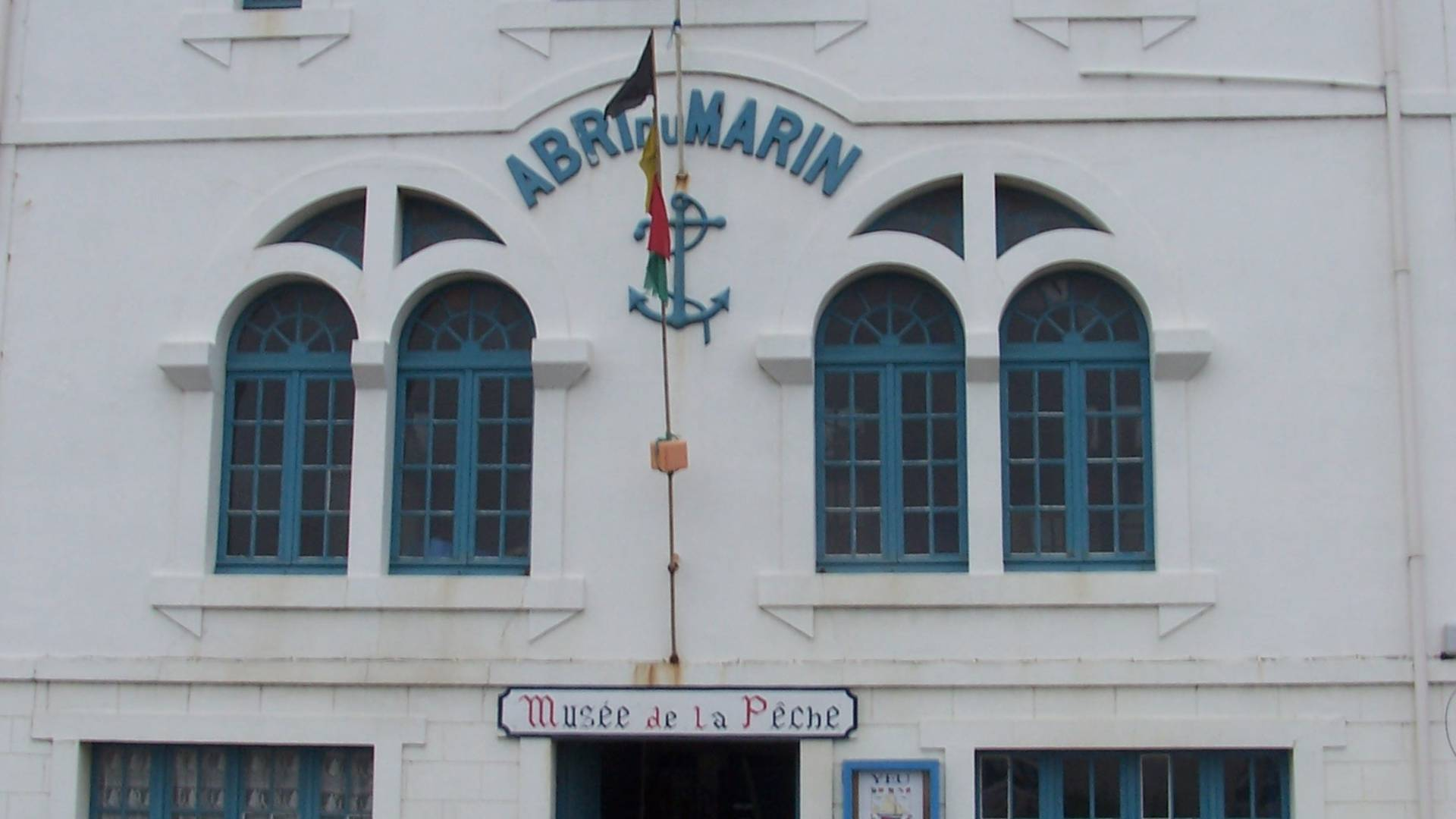 Das Museum der Fischerei und der Seenotrettung, Ile d'Yeu