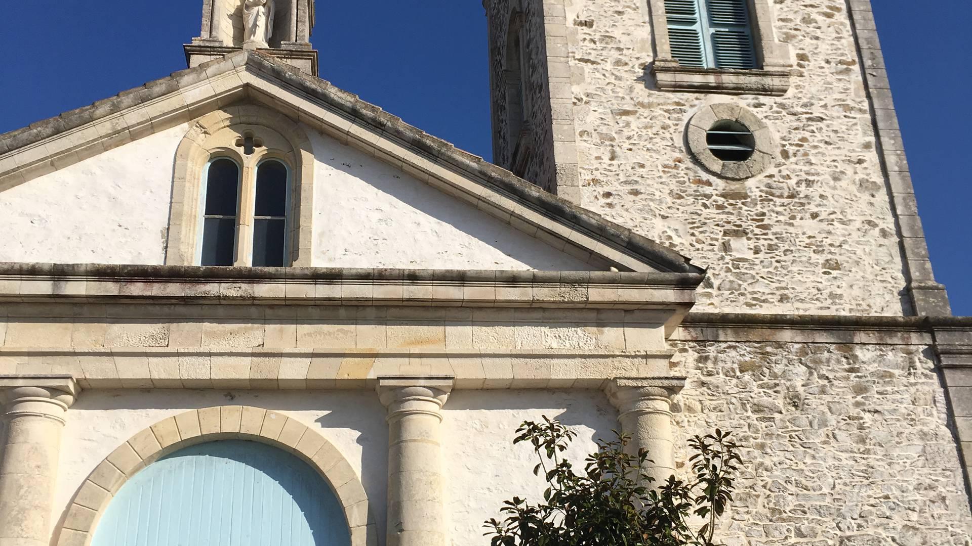 Notre-Dame du Port, Ile d'Yeu