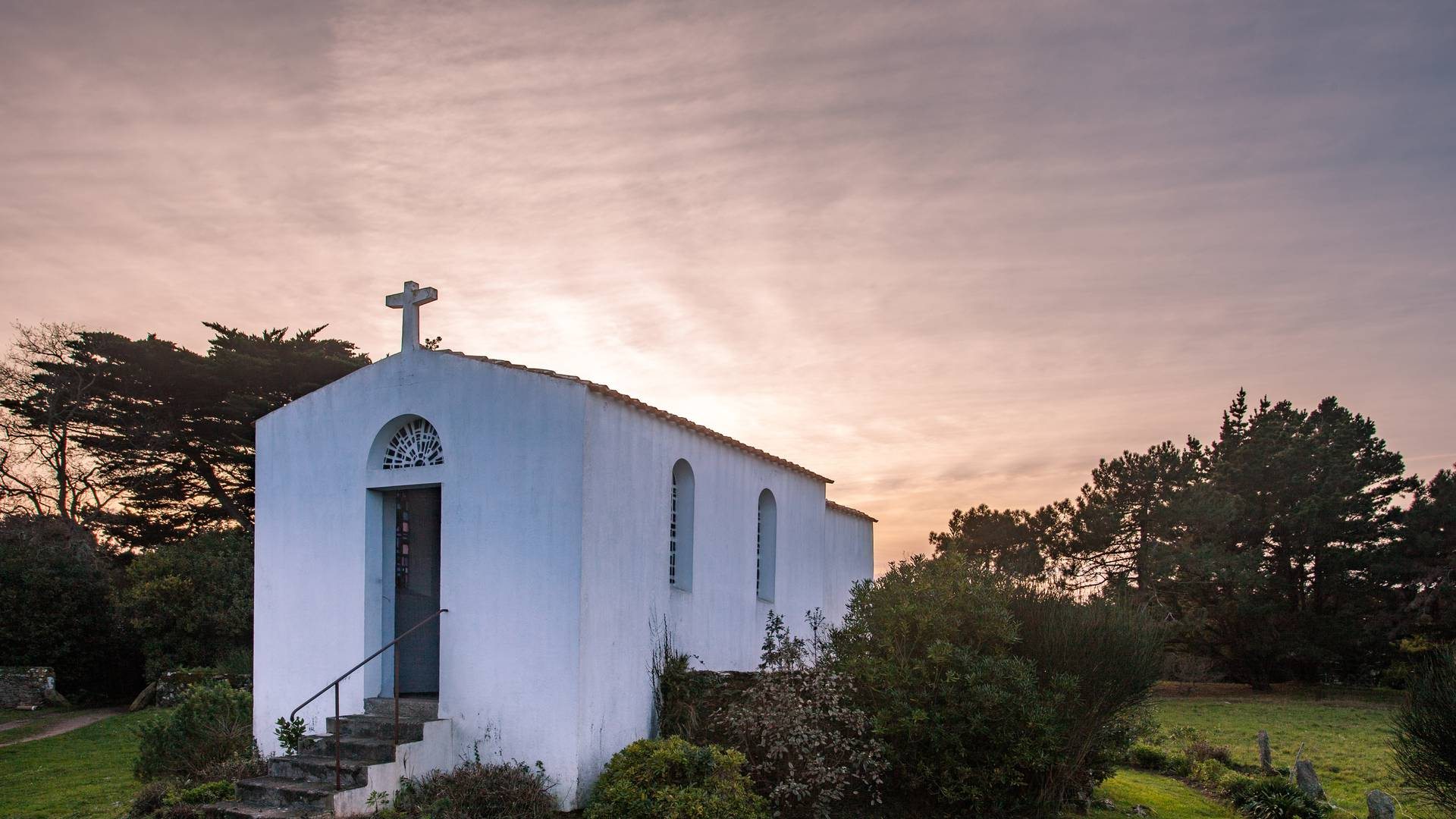 Kapelle des Père de Montfort, Ile d'Yeu © OT Ile d'Yeu