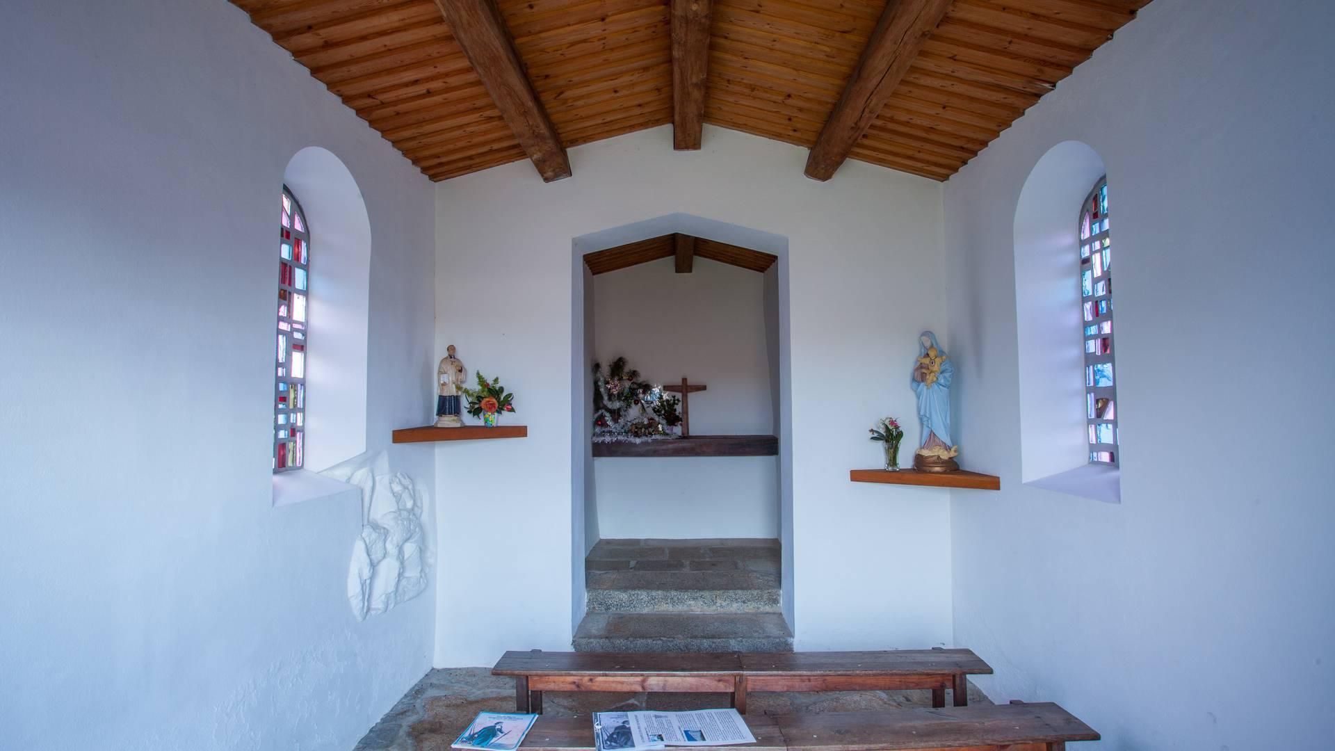 Kapelle des Père de Montfort,, Ile d'Yeu © OT Ile d'Yeu