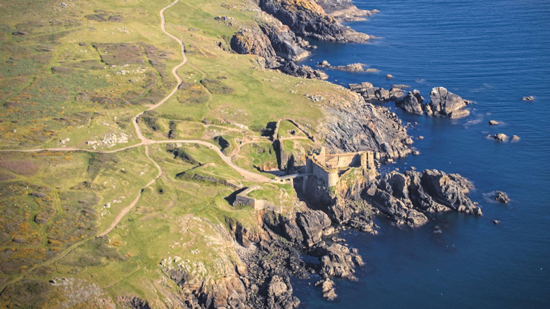 Le Vieux-Château - L'île d'Yeu © Aurélien Curtet Photo - www.a-curtet-photo.fr