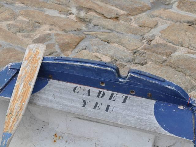 Fischerboot der Ile d'Yeu