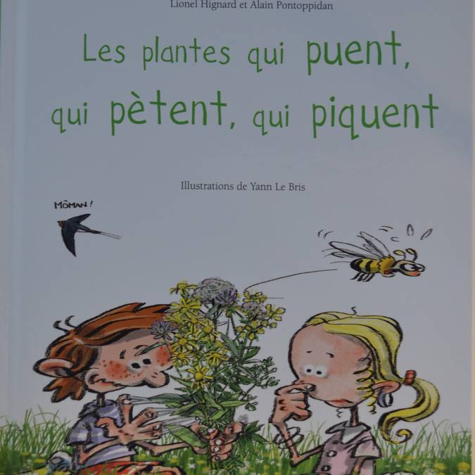 •Pflanzen, die stinken und stechen (15 €).