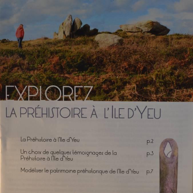 •Erkunden Sie die Vorgeschichte der Ile d'Yeu (1 €).