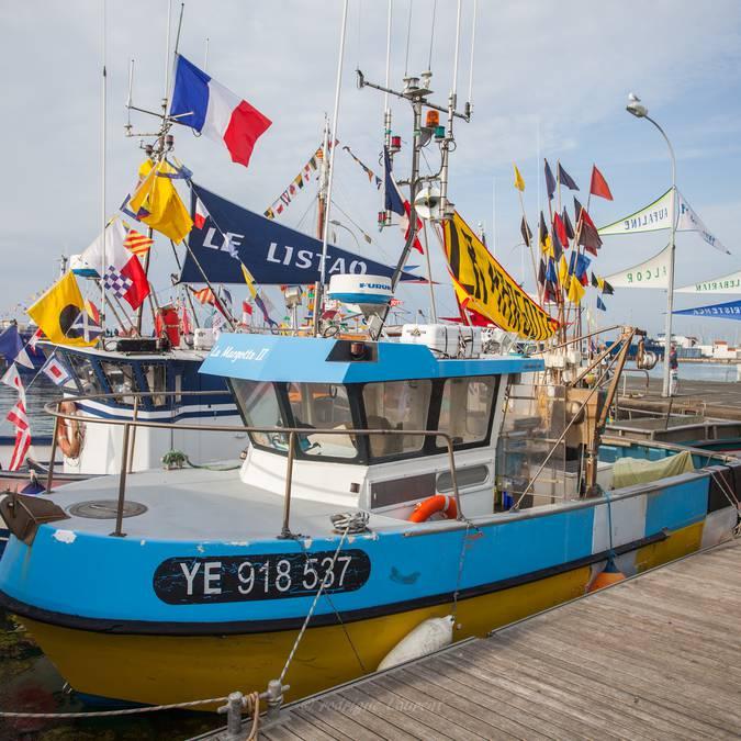 Das Fest des Meeres, Port-Joinville, Ile d'Yeu