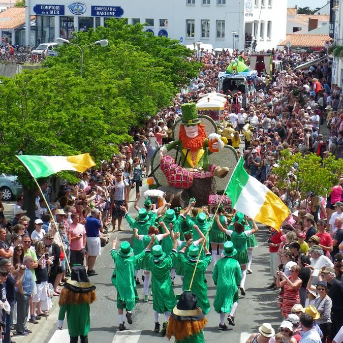 Blumenfest, Ile d'Yeu