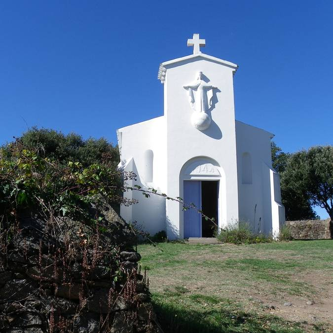 Die Kapelle Notre-Dame de la Paix