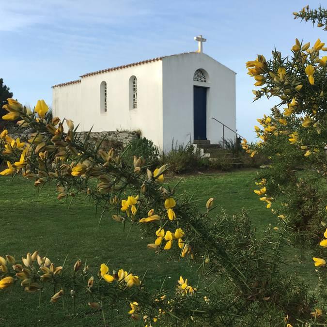 Die Kapelle Notre-Dame du Calvaire, Père de Montfort, Ile d'Yeu
