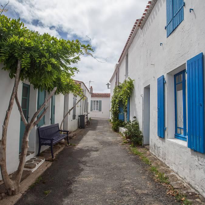 Rue de Saint Sauveur, Ile d'Yeu
