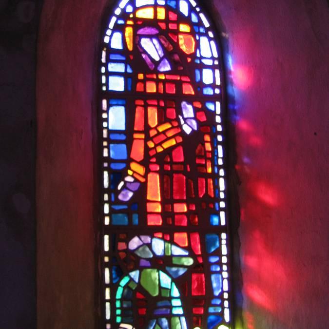 Die Kapelle Notre-Dame de la Paix, Ile d'Yeu