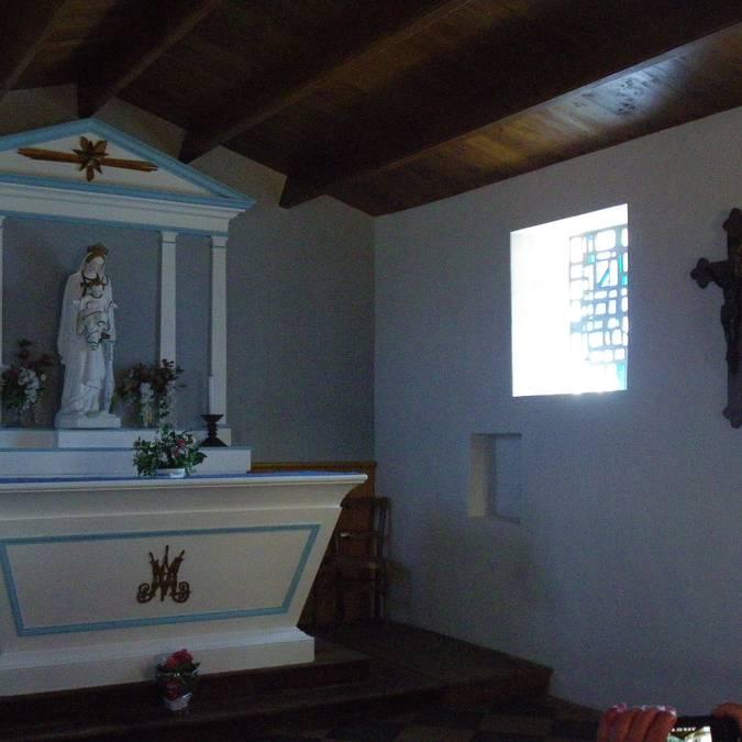 Die Kapelle Notre-Dame de Bonne-Nouvelle, Port de la Meule, Ile d'Yeu