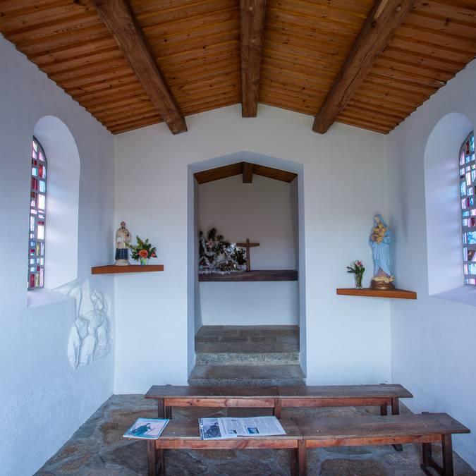Die Kapelle des Père de Montfort, Ile d'Yeu